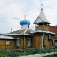 Деревянная церковь Иоанна Богослова, Верхняя Салда