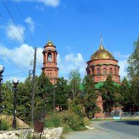 Верхняя Салда. Иоанно-Богословский храм был заложен в 1890 году., Верхняя Салда