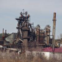 Металлургический Завод Верхняя Синячиха, Верхняя Синячиха