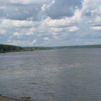 пруд (the pond), Верхняя Синячиха