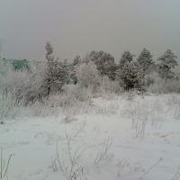 Зимний Урал, Верхняя Синячиха