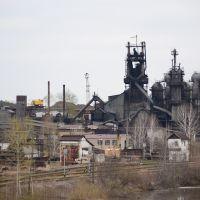 Действующий завод Демидова по производству чугуна, Верхняя Синячиха