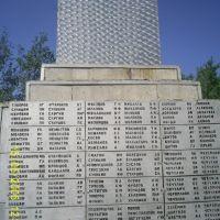 Памятник, Верхняя Синячиха