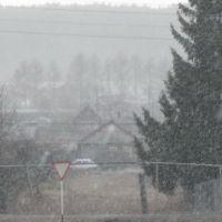 Вид на село_CountryView, Верхняя Сысерть