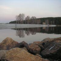 плотина в Верх-Сысерти, Верхняя Сысерть