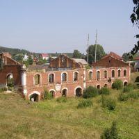 развалины Верхсысертского завода, Верхняя Сысерть