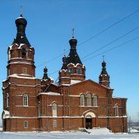 Верхняя Тура, церковь. 2009 г, Верхняя Тура