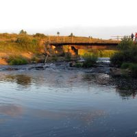 Старый мост, Верхняя Тура