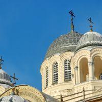 Верхотурье Купала Крестовоздвиженского собора, Верхотурье