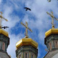 ожившие кресты, Верхотурье