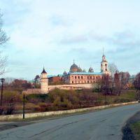 Верхотурье. Николаевский мужской монастырь., Верхотурье