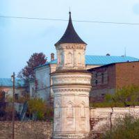 Верхотурье. Угловая башня Николаевского монастыря., Верхотурье