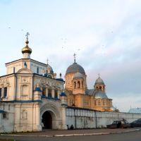 Верхотурье. Надвратная церковь Симеона и Анны., Верхотурье