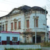 Верхотурье. Старинное здание., Верхотурье