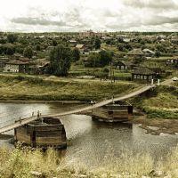 мостик, Верхотурье