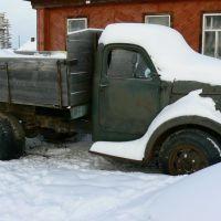 Старый автомобиль, Висим