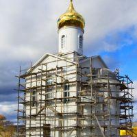 церковь Николая Чудотворца, Висим
