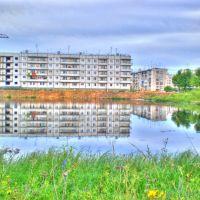 дом/house, Волчанск