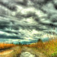 свинцовые тучи/leaden clouds, Волчанск