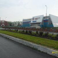 """оздоровительный комплекс """"Водолей"""", Волчанск"""