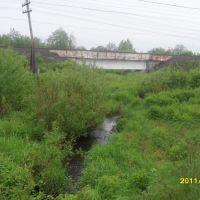 ж.д.мост через Волчанку, Волчанск