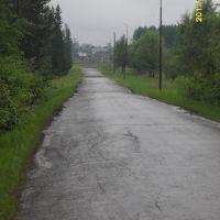 дорога в город, Волчанск