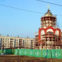 Волчанск. Свято-Николаевская церковь., Волчанск
