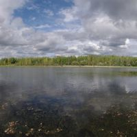 Озерцо возле п. Воронцовка, Воронцовка