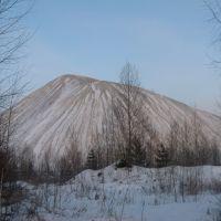 Зимний террикон, Дегтярск