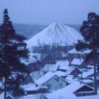 Зима..., Дегтярск