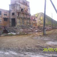 Заброшеная шахта, Дегтярск