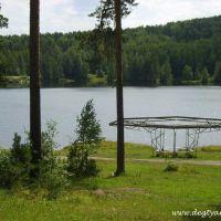 Дегтярск. Городской пруд, Дегтярск