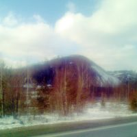 Дегтярск. Отвалы., Дегтярск