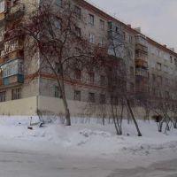 улица Калинина дом 58, Дегтярск