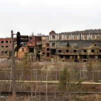 Degtayrsk (The thrown factory ), Дегтярск