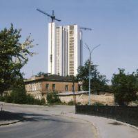 Свердловск, 1980. Строительство Белого Дома., Екатеринбург