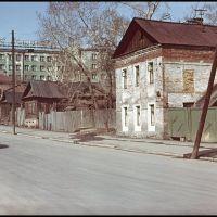 ул. Красноармейская, Свердловск. 1978, Екатеринбург