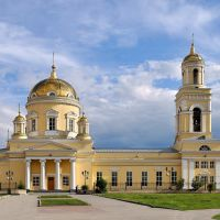 *** Свято-Троицкий Кафедральный Собор в лучах вечернего солнца ***, Екатеринбург