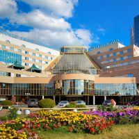 Атриум Палас Отель, Екатеринбург