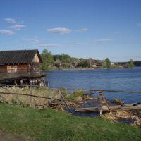 Пристань пруд Ертарский, Ертарский