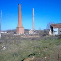 бывший целлюлозный комбинат, Заводоуспенское