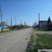 Улица Ленина (вид в сторону фабрики), Заводоуспенское