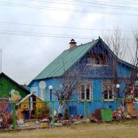 Зыряновский. Дом - детская площадка., Зыряновский