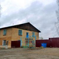 Зыряновский. Ворота АУКК., Зыряновский