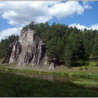 Беседка на скале, Зыряновский