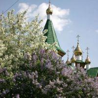 Церковь на Луговой, Изумруд
