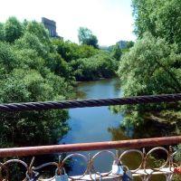 Ирбит. Мост в парк., Ирбит