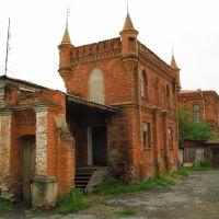 Домик с башенками, Ирбит