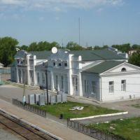 станция, Ирбит