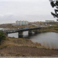 Мост через Исеть, Каменск-Уральский
